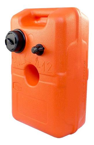 Tanque Combustible Nafta 12 Lts Hulk Con Venteo Plastico