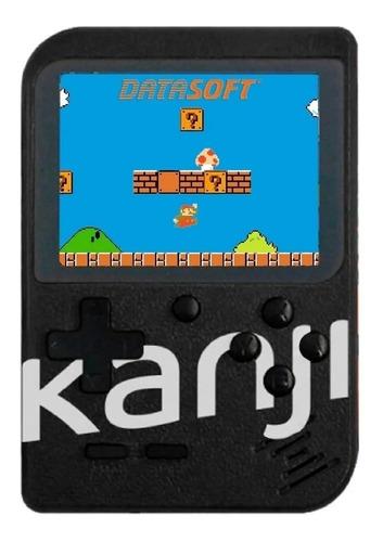 Imagen 1 de 2 de Consola Kanji KJ-Pocket  color negro