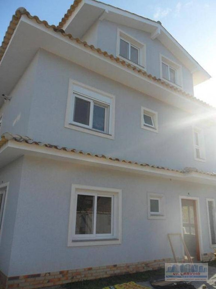Casa Com 3 Dormitórios À Venda, 180 M² Por R$ 590.000,00 - Ipanema - Porto Alegre/rs - Ca0115