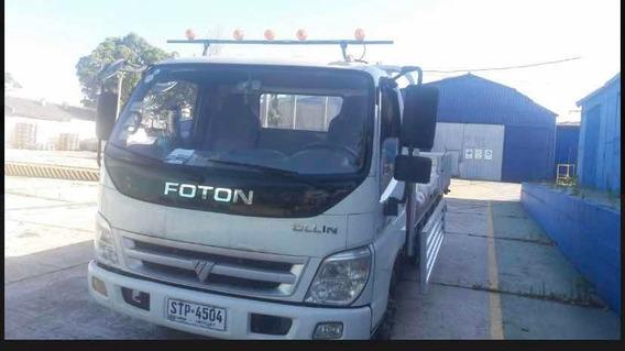 Foton Fotón Ollin