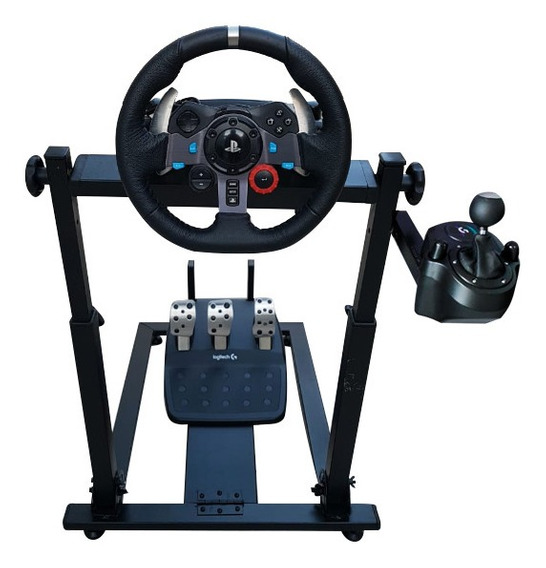 Power Cockpit Simulador Suporte Para Volante G29