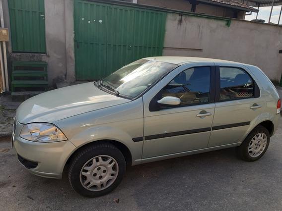 Fiat Palio 2007 1.0 Elx 30 Anos Flex 5p