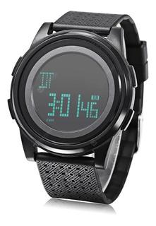 Reloj Deportivo Sumergible Con Luz Cronometro Skmei 1206