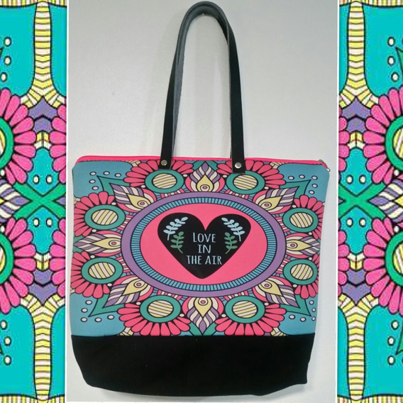 Carteras Bolsos Neoprene Sublimados