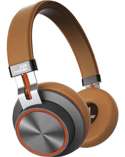 Headphone Easy Mobile Freedom 2 Marrom Fone De Ouvido
