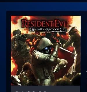Resident Evil® Operation Raccoon City Ps3 Psn 5gb