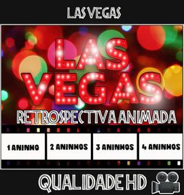 Retrospectiva Animada Las Vegas - 15 Anos Debutante