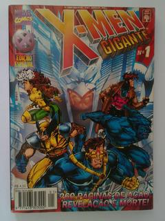 X-men Gigante N° 1 - Formatinho Abril
