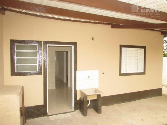 Casa Com 2 Dormitórios Para Alugar, 55 M² Por R$ 950,00/mês - Jardim Aeroporto I - Itu/sp - Ca5550