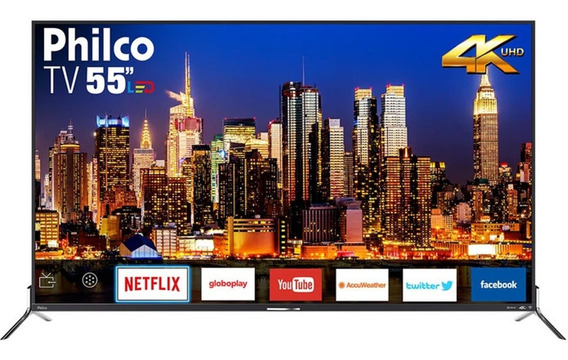 Televisao Philco 55 4k Led