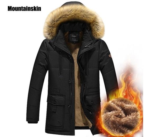 Jaqueta Com Capuz De Lã - Jaqueta De Inverno