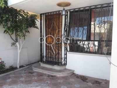 Casa En Fraccionamiento El Pilar Cerca De La Recta A Cholula