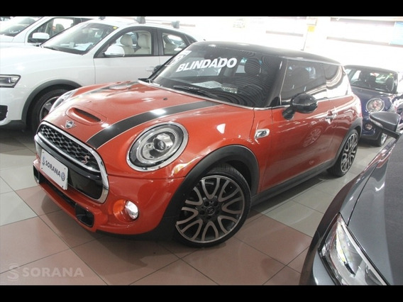 Cooper 2.0 16v Twinpower Gasolina S 2p Steptronic 4179km
