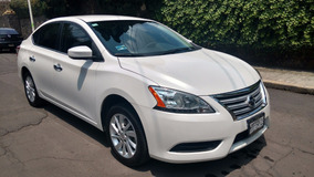 Nissan Sentra Sense Cvt 2013