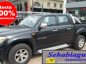 Camionetas Grand Tiger Motor 2.2 / 4x4 Leasing U$s 18.850