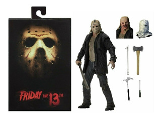 Neca Toys Friday The 13th Ultimate Jason (2009 Remake)