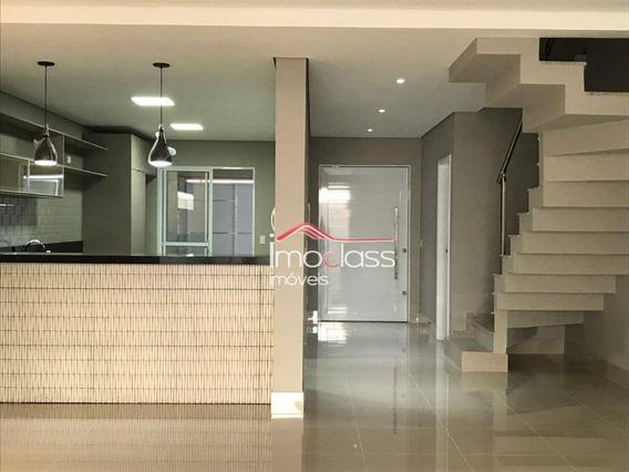 Casa Com 3 Dormitórios À Venda, 185 M² - Jardim Boer Ii - Americana/sp - Ca0867