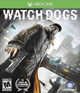 Watch Dogs Xbox One Midia Fisica Usado