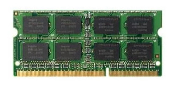 Memoria 4gb Notebook Ddr3l Pc3l 12800s 1600mhz
