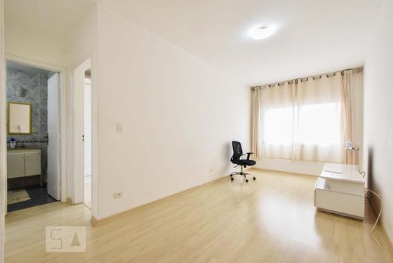 Apartamento Para Aluguel - Campo Belo, 1 Quarto, 45 - 893108536