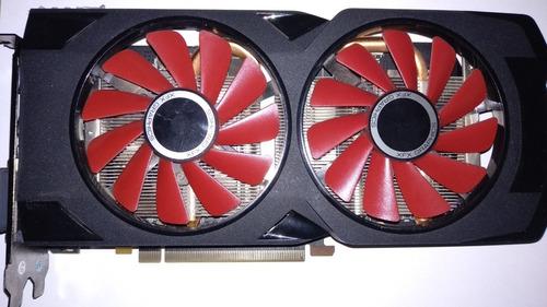 Imagem 1 de 7 de Rx 570 8gb Xfx Xxx Edition Rx-570p8dfd6 - Reparada Garantia