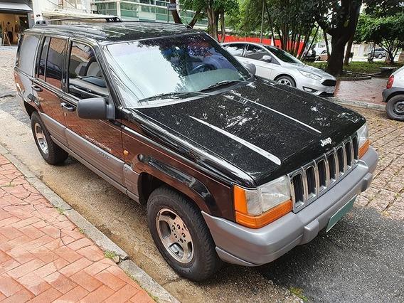 Jeep Cherokee Laredo, 1998 - Segundo Dono