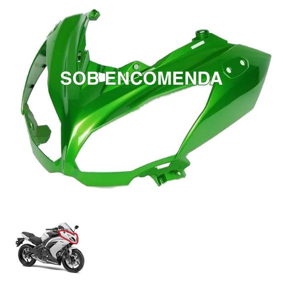 Carenagem Original Sob Encomenda Ninja 650 2013 Verde