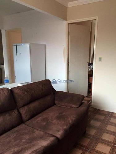 Apartamento Com 2 Dormitórios À Venda, 48 M² Por R$ 120.000 - Conjunto Habitacional Juscelino Kubitschek - São Paulo/sp - Ap1332
