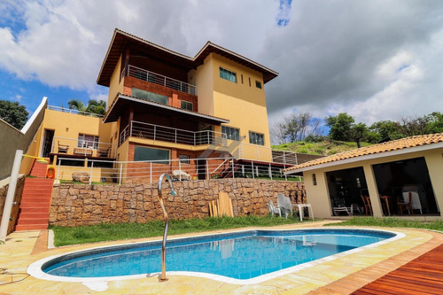 Casa À Venda Em Loteamento Caminhos De São Conrado (sousas) - Ca010536