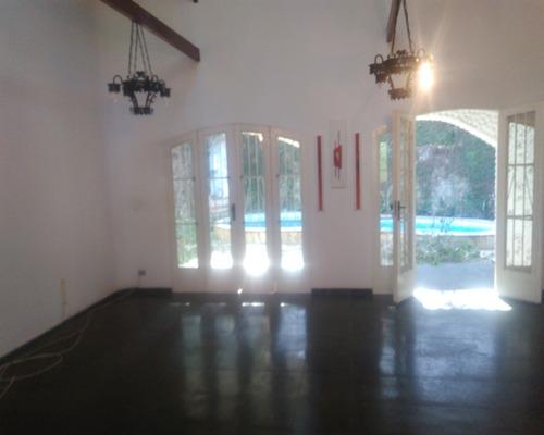 Imagem 1 de 30 de Lindo Sobrado No Começo Da Serra Da Cantareira, 3 Suites, 4 Vagas, Lareira, Piscina, Sauna, Dep De Empregada,  Muito Conforto, Paz,  E Segurança. - Mlv109 - 69519963