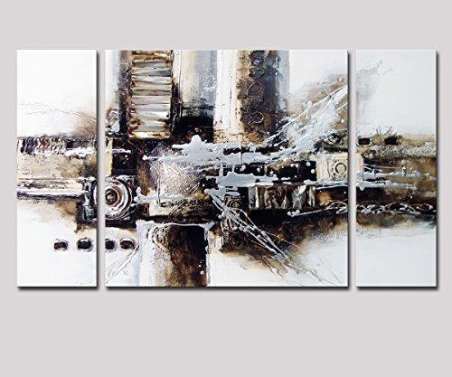 Pinturas Al Óleo Abstractas 100% Pintar A Mano Sobre Lona A