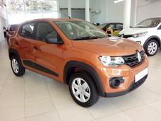 Renault Kwid Entrega En 7 Dias, Anticipo+cuotas Fijas