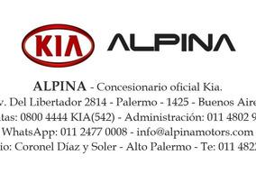 Kia Sportage Autom Tdiesel 4x4