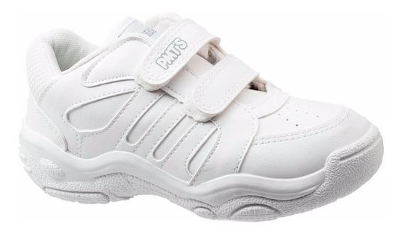 Zapatillas Plumitas Escolar Abrojo Solo 21 Oferta Liquidació