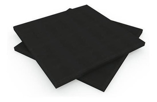 Panel Acustico Aislante De Ruido Acuflex Basic Liso 30mm