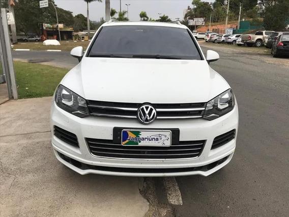 Volkswagen Touareg 4.2 R Line V8 32v
