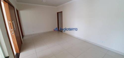Casa À Venda, 117 M² Por R$ 320.000,00 - Monte Carlo - Londrina/pr - Ca1757