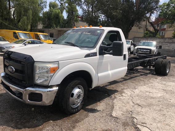 Ford F-350 Xl Chasis Cabina