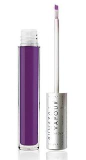 Vapor Organic Beauty Elixir Lip Gloss, Violeta Etérea Con F