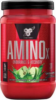 Bsn Amino X (30 Porções) - Maçã Verde