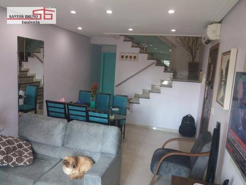 Imagem 1 de 30 de Sobrado Com 3 Dormitórios À Venda, 200 M² Por R$ 930.000,01 - Limão (zona Norte) - São Paulo/sp - So1040