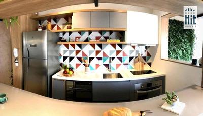 Studio Com 1 Dormitório À Venda, 34 M² Por R$ 399.500 - Ipiranga - São Paulo/sp - St0009