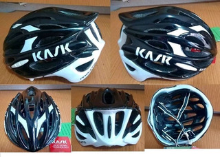 Capacete Para Ciclismo Speed Ou Mtb Kask Mojito S/m 48-58