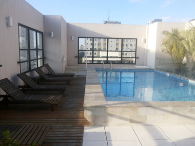 Apartamento Em Brooklin Paulista, São Paulo/sp De 58m² 2 Quartos À Venda Por R$ 847.872,31 - Ap164466