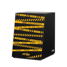 Cajon Fsa Strike Elétrico Sk5057 Caution Eletro-acústico