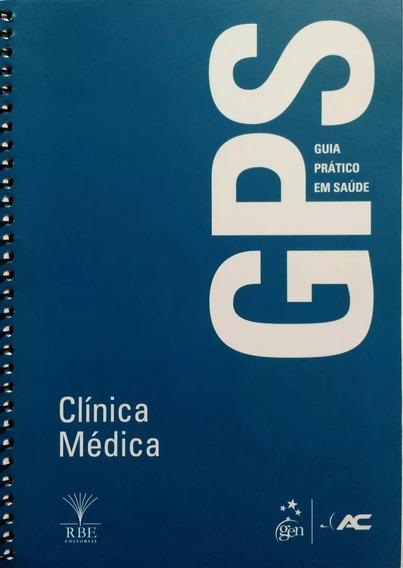 Livro Gps Clínica Médica - Novo - Lacrado Autor Mazza
