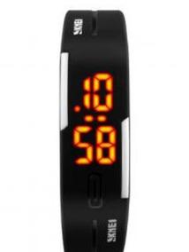Relógio Original Unissex Skmei Digital Academia 1099 Preto
