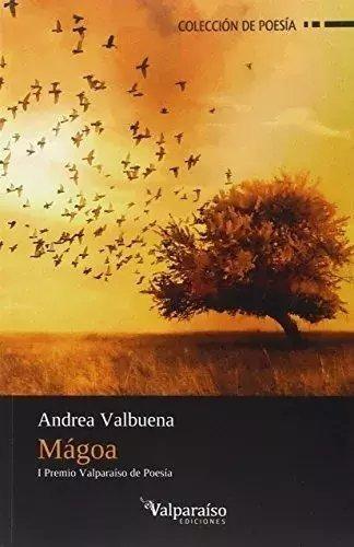Imagen 1 de 2 de Mágoa - Andrea Valbuena - Valparaíso - Lu Reads