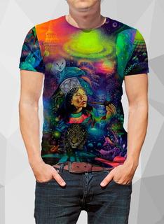 Camiseta Yahuasca Santo Daime 011
