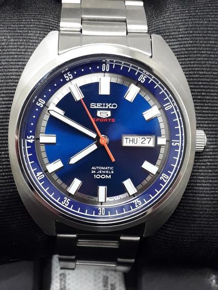 Relógio Seiko Recraft - Automático - 45mm - Impecável !!!